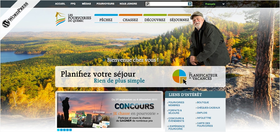 Pourvoirie Québec