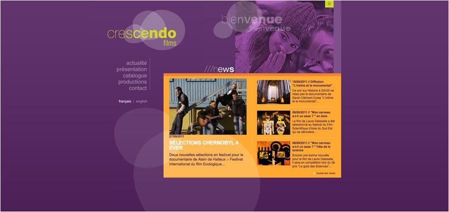 Crescendo Films